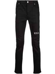 Rta Slim Fit Jeans Black