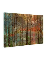 Marmont Hill Through The Trees Painting Print On Wrapped Canvas Multi