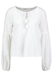 Abercrombie And Fitch Blouse White