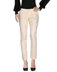Re Hash Casual Pants Ivory