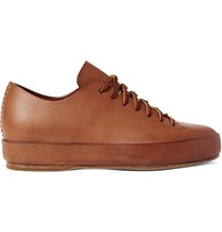 Feit Leather Sneakers Brown