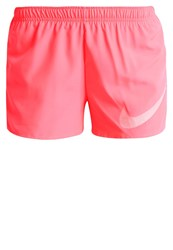 Nike Performance City Core Sports Shorts Racer Pink Sunset Glow Neon Pink