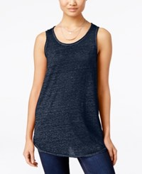 Inc International Concepts Tank Top Only At Macy's Deep Twilight