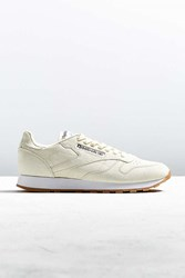 Reebok Classic Leather Pastel Sneaker Bright Yellow