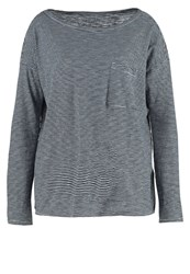 Gap Long Sleeved Top Navy Blue