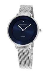 Stuhrling Women's Chronometric Watch Metallic