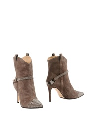 Gianni Marra Ankle Boots Lead