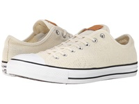 Converse Chuck Taylor All Star Summer Woven Ox Natural White Acorn Shoes