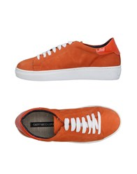 Gianmarco Lorenzi Sneakers Orange