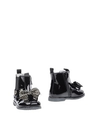 Miss Blumarine Ankle Boots