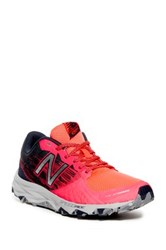 New Balance Trail Running Sneaker Wide Width Available Pink