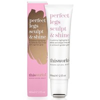 This Works Perfect Legs Sculpt And Shine 60Ml