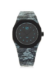 D1 Milano Camo Collection A Ca02 Watch