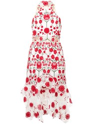 Thurley Embroidered Floral Dress