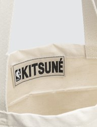 Maison Kitsune Nba Tote Bag