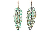 Nak Armstrong Women's Bahia Banana Drop Earrings No Color