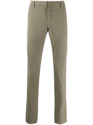 Dondup Slim Fit Chinos Neutrals
