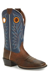 Ariat Men's 'Sport Outrider' Cowboy Boot Pinecone Leather