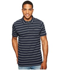 Rip Curl Piper Polo Navy Men's Clothing