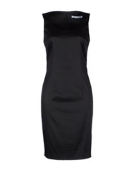 Gai Mattiolo Short Dresses Black