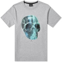 Paul Smith Large Skull Tee Grey