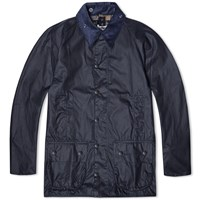 Barbour Beaufort Jacket Blue