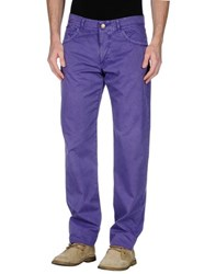 Baci And Abbracci Trousers Casual Trousers Men