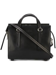 Rick Owens Micro 'Edith' Shoulder Bag Black