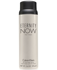Calvin Klein Eternity Now For Men Body Spray 5 Oz