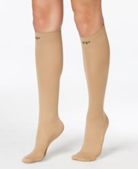 Pretty Polly Women's Compression Socks Natural