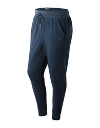 New Balance Classic Tailored Sweatpants Navy