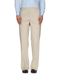Nicwave Trousers Casual Trousers Men Beige