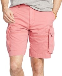 Polo Ralph Lauren Men's Relaxed Fit Chino Cargo Short Red
