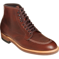 Alden Lace Up Boot Dark Brown