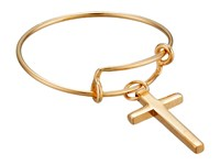 Alex And Ani Precious Expandable Wire Ring Gold Cross Ring
