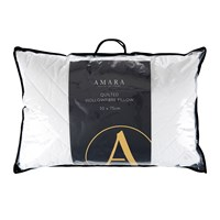 A By Amara Quilted Hollowfibre Pillow