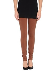 D.E.P.T Dept Leggings Brown