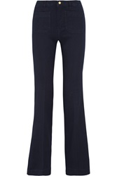 Michael Michael Kors Mid Rise Flared Jeans