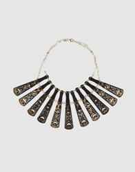 Carmina Campus Necklaces Black