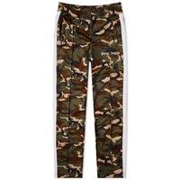 Palm Angels Camo Taped Track Pant Green