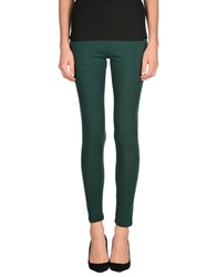 P.A.R.O.S.H. Trousers Leggings Women Dark Green