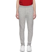 Dsquared2 Grey Fleece Lounge Pants