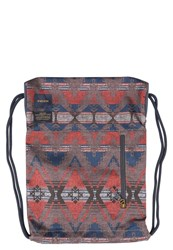 Nixon Everyday Rucksack Washed Americana Multicoloured