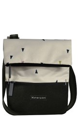 Sherpani Small Pica Crossbody Bag White Tru North