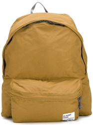 Mt.Rainer Design Mt. Rainer Front Pocket Backpack Yellow Orange