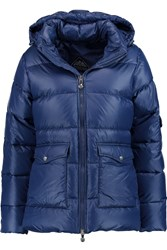 Pyrenex Authentic Quilted Shell Down Jacket Blue