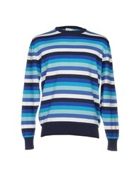Heritage Sweaters Blue