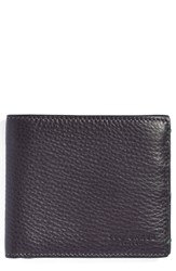 Ted Baker Men's London 'Dock' Leather Wallet