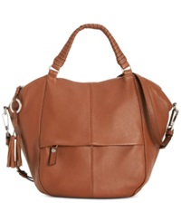 Sanctuary City Essential Satchel Maple