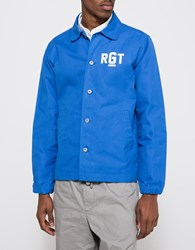 Rogue Territory Coach's Jacket Bluebird